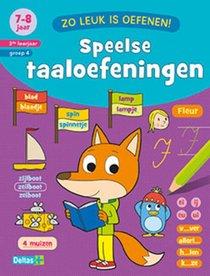 Speelse taaloefeningen 7-8 jaar 2de leerjaar groep 4