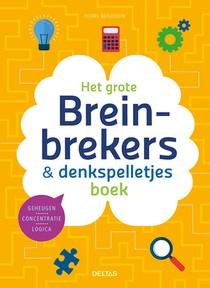 Het grote breinbrekers & denkspelletjes boek
