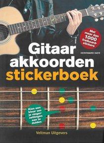 Gitaarakkoorden Stickerboek