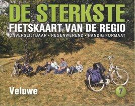 De sterkste fietskaart van de regio Veluwe