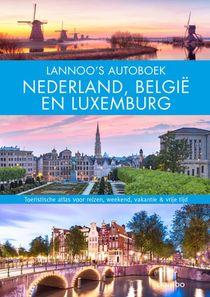 Lannoo's Autoboek-Nederland, België en Luxemburg