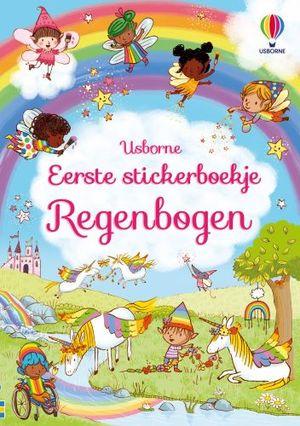 Eerste stickerboekje Regenbogen