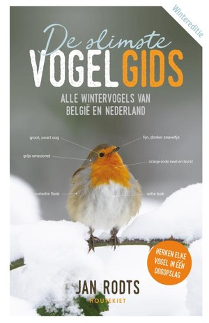 De slimste vogelgids wintereditie