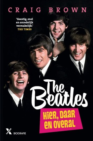 The Beatles: hier, daar en overal