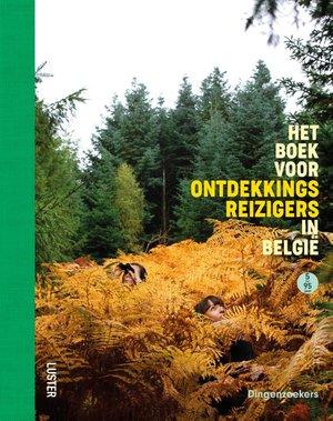 Het boek voor ontdekkingsreizigers in België
