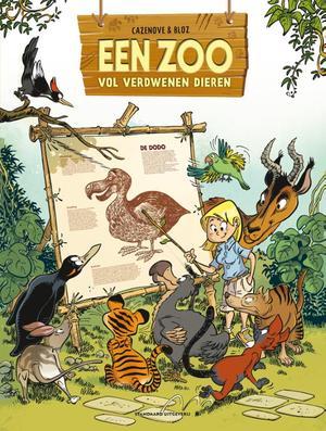 Een zoo vol verdwenen dieren 1