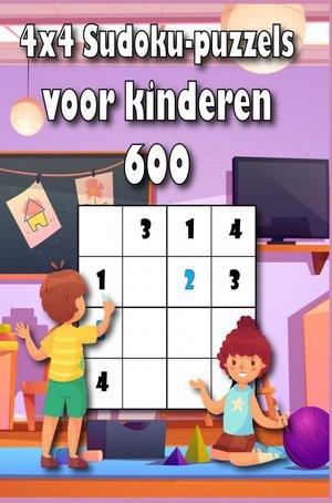 4x4 sudoku voor kids 600