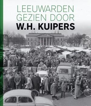 Leeuwarden gezien door W.H. Kuipers