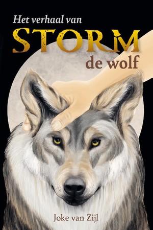 Het verhaal van Storm de wolf
