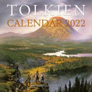 Tolkien Calendar 2022.Tolkien Calendar 2022 Tolkien J R R Boekhandel Riemer