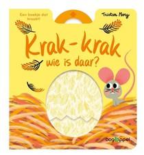 Krak-Krak, wie is daar ?
