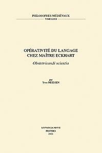 Opérativité du langage chez Maître Eckhart