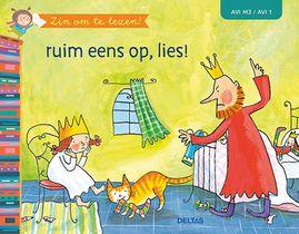 Zin om te lezen! Ruim eens op, lies! (AVI M3 / AVI 1)