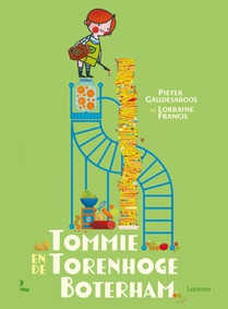 Tommie en de torenhoge boterham