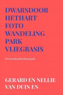 Dwarsdoorhethart Foto wandeling park vliegbasis