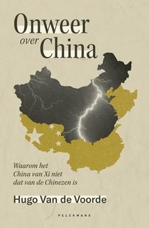 Onweer over China