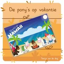 De pony's op vakantie