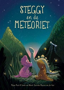 Steggy en de meteoriet