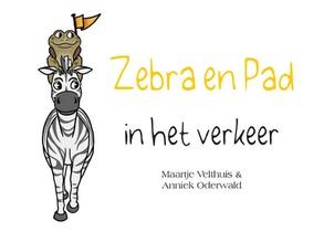 Zebra en Pad