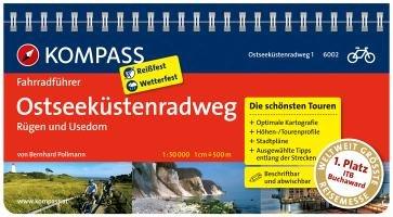 FF6002 Ostseeküstenradweg 1, Rügen und Usedom  Kompass