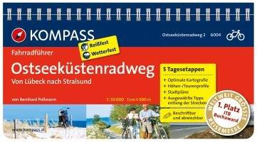 FF6004 Ostseeküstenradweg 2, von Lübeck nach Usedom Kompass