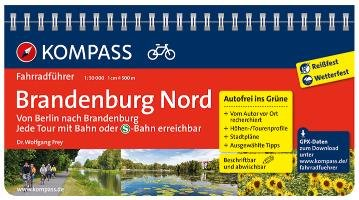 FF6012 Brandenburg Nord, von Berlin nach Brandenburg Kompass
