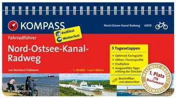FF6009 Nord-Ostsee-Kanal-Radweg Kompass