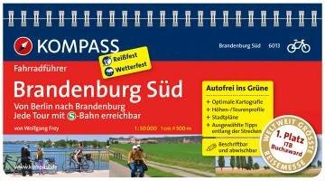 FF6013 Brandenburg Süd, von Berlin nach Brandenburg Kompass