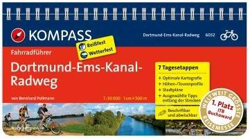 FF6032 Dortmund-Ems-Kanal-Radweg Kompass