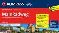 FF6237 Mainradweg, von den Quellen nach Mainz Kompass