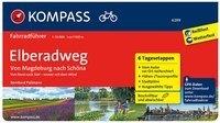 FF6299 Elberadweg von Magdeburg nach Schöna Kompass