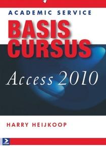 Basiscursus Access 2010