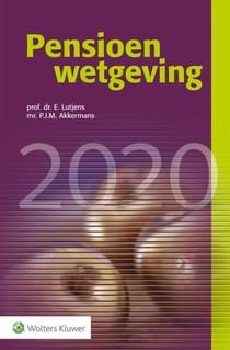 Pensioenwetgeving 2020