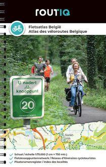 Fietsatlas België - Atlas des véloroutes des Belgique
