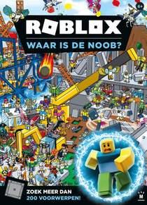 Roblox. Waar is de Noob?