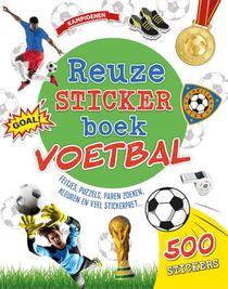 Reuzestickerboek Voetbal
