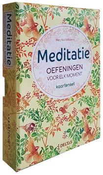 Meditatie oefeningen voor elke dag - Kaartenset