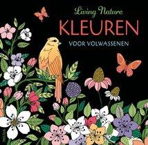 Living nature - Kleuren voor volwassenen