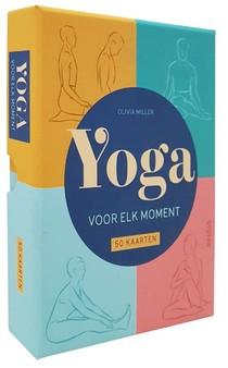 Yoga voor elk moment-Kaartenset