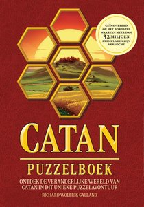 Catan Puzzelboek