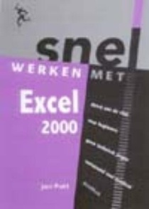 Snel werken met Excel 2000