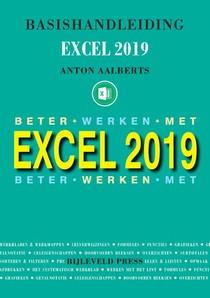 Basishandleiding beter werken met excel 2019