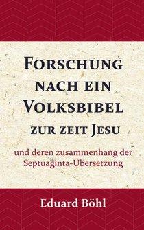 Forschung nach ein Volksbibel zur zeit Jesu