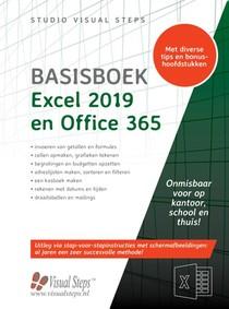 Basisboek Excel 2019, 2016 en Office 365