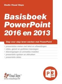 Basisboek PowerPoint 2016 en 2013