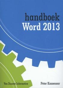 Handboek Word 2013 2013