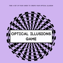 Optical ilusions game