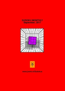 Sudoku monthly (September 2017)