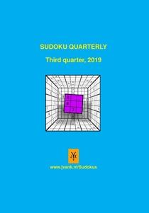 Sudoku quarterly third quarter 2019