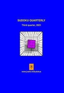 Sudoku quarterly quarter 3